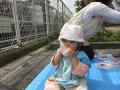 お別れ遠足: こぐま保育園の食事を食べられるのもあと少し・・