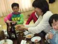 「おおきくなっておめでとう」の会: レストランの座敷などを借りて開催することが多いです。