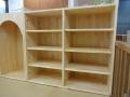 遊び棚 完成!: どんな使い方ができるかとっても楽しみです。収納したくなる棚!