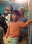 風の子公演2015: 目を輝かせて見入ってました。素敵な子どもの表情ですよね。