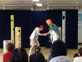 劇団風の子さんの劇、毎年すばらしいです!