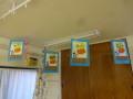こぐまの部屋はこいのぼりでいっぱいになりました!!