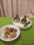 煮豆は大人気で、美味しそうに食べてくれました!