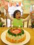 最高の瞬間ですね。まおりちゃん、お誕生日おめでとう!!
